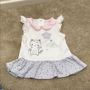 Baby girl shirt/dress